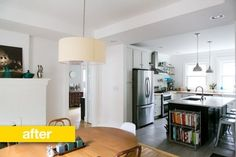 Before & After: A Gutted 1926 Kitchen Becomes More Stylish & Functional — Reader Kitchen Remodel