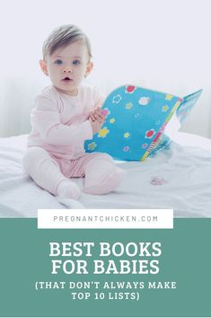 Some of the best board books that don't always make the top 10 lists. Great for shower gifts or just expanding your baby's first library. Best Baby Book, Best Baby Gifts, Best Baby Shower Gifts, Toddler Milestones, Newborn Baby Tips, Baby On A Budget, Breastfeeding And Pumping, Baby Necessities, Before Baby