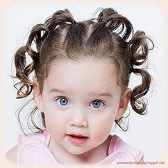 Peinado para niña de 2 años