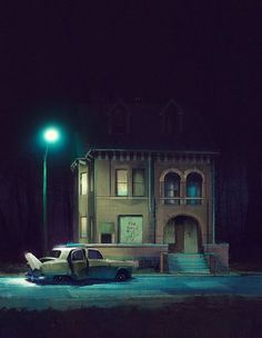 For sale by Morgan Prost | Horror | 2D | CGSociety