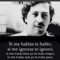 53 Best Pablo Escobar quotes images | Spanish quotes, Motivation