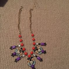 Necklace Colorful necklace new w/o tags Baublebar Jewelry Necklaces