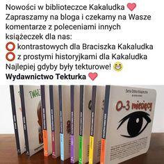 Nowy wpis na blogu! Zapraszamy  Dziś o serii świetnych książek od @wydawnictwotekturka  #kakaludek #dziecko #dzieci #niemowle #niemowlak #baby #toddler #kid #child #book #książka #polska #poland #poznan #poznań #seriadobraksiążeczka #twarze #emocje #faces #emotions #książki