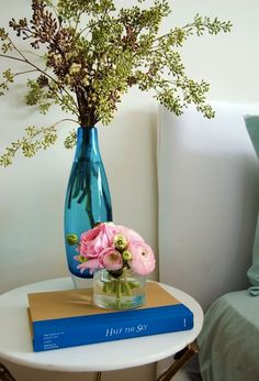 Peonie side table
