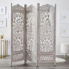 Ornate Wood Carved Screen  exteriordesign Room Decor Bedroom 5fec71cc6a578