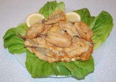 Antipasti estivi ricette Alici indorate e fritte