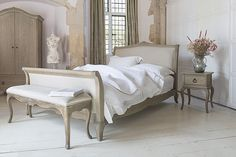 Willis And Gambier Camille Offers A Collection Of French Oak Bedroom Furniture Range For At Best Price Free