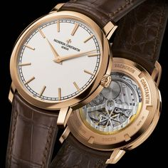 I don't have many Vacheron Constantin watches, and I have not written to many reviews about them, first because I am not a big fan of these watches and second because it is indeed very hard to find 1:1 replicas of these timepieces. There are not many people interested in Vacheron Constantin replica watches so there is not a big interest for the replica manufacturers to clone these watches to their highest potential.