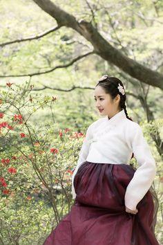 KBS Drama 2017 Seven Day Queen (7일의 왕비) #박민영 #신채경 #단경왕후 #Park Min-young #Hanbok #한복