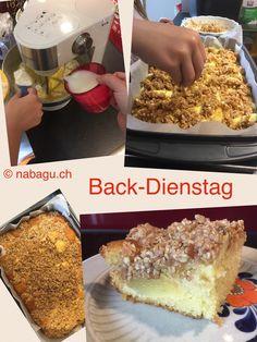 Back-Dienstag Breakfast, Food, Tuesday, Tray Bakes, Food Food, Bakken, Recipes, Morning Coffee, Eten