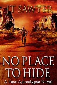 No Place To Hide (First Wave #3)