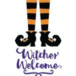 Free Printable Halloween Prints and Signs - Today's Creative Life