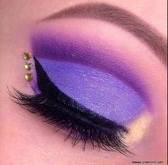 Tangled inspired makeup