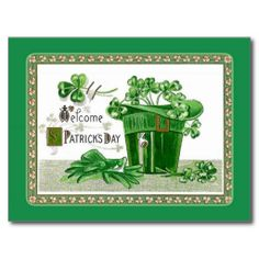 ==>>Big Save on          	Vintage St Patrick's Day postcard           	Vintage St Patrick's Day postcard we are given they also recommend where is the best to buyDiscount Deals          	Vintage St Patrick's Day postcard Online Secure Check out Quick and Easy...Cleck Hot Deals >>> http://www.zazzle.com/vintage_st_patricks_day_postcard-239094172680266505?rf=238627982471231924&zbar=1&tc=terrest