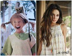 Da una moderna Pippi, vi trasformerete in una sexy gitana come Vanessa Hudgens! (Crediamoci, su!)