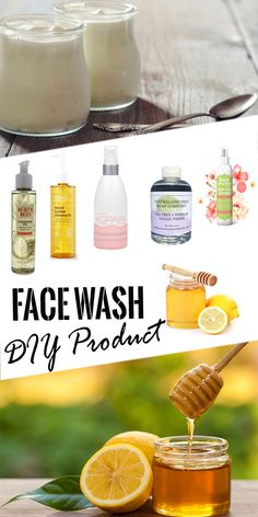Face wash diy daily cleanser anti aging, diy face wash daily for acne with essential oils, face wash best clear skin cleanser products for acne treatment, how to wash face properly with eyelash extent Best Facial Cleanser, Cleanser For Oily Skin, Face Cleanser, Best Natural Face Wash, Best Face Wash, Nailart, Natural Exfoliant, Toner For Face, Facial Wash