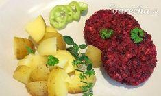 Červená repa, quinoa a tymian v nádhernom spojení (fotorecept)