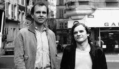 Cluster - Hans-Joachim Roedelius  and Dieter Moebius