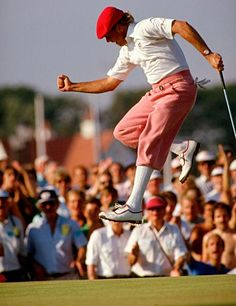 How to Look Like a (Golf) Player via the '90s, the age of sponsorship changed the look of golf.