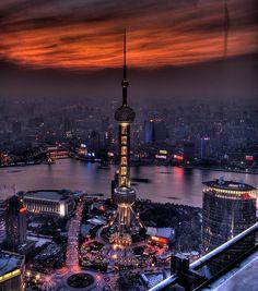 shanghai, china #architecture