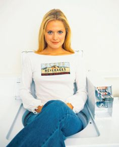 Maggie Lawson From 'Psych' is Criminally Cute (7 of 10) | Can you handle more hot blondes on Mandatory (http://www.mandatory.com/girls/blondes/)?