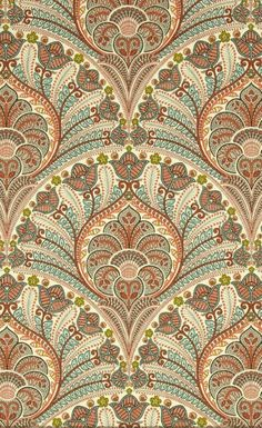 Textile Pattern Design, Textile Patterns, Print Patterns, Molduras Vintage, Backgrounds Wallpapers, Motif Art Deco, Paisley Art, Oriental Pattern, Mandala