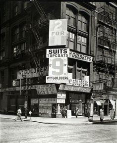 New York 1935-1938