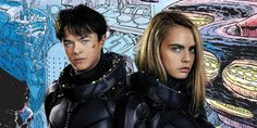 Valerian Movie Comic Book Will Be Available on Free Comic Book Day