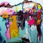 NIELLY FRANCOISE on Behance, artist's website, excellent portraits ~