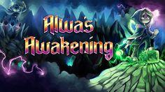 Alwa's Awakening Review - 99 Blue Orbs - http://techraptor.net/content/alwas-awakening-review-99-blue-orbs   Game Reviews, Gaming