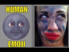 HUMAN EMOJI - YouTube