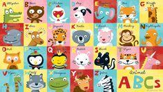 ABCs by JANNIE HO | Illustrationmundo | Find an Illustrator