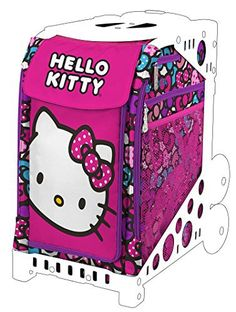 Zuca Hello Kitty Bow Party Sport Insert Bag (Bag Only) //Price: $110 & FREE Shipping // World of Hello Kitty https://worldofhellokitty.com/product/zuca-hello-kitty-bow-party-sport-insert-bag-bag-only/    #giftshop