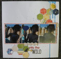 Christa Uttley for Two Scrapbook Friends