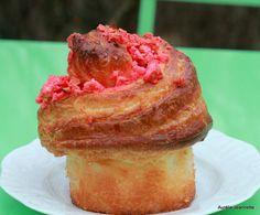 Pour les amateurs de brioche et de praline… Idéales pour un petit-déjeuner gourmand ou un goûter régressif, les brioches feuilletées…