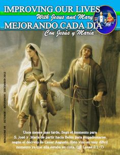 REVISTA Con JESÚS y MARÍA - Con JESUS y MARIA With JESUS and MARY