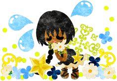 フリーイラスト素材謝る可愛い女の子と壊れた星のアクセサリー  Free Illustration A cute little girl who apologizes and a broken accessory of stars   http://ift.tt/2rmomdY