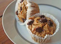 Muffin de Cookie sem Glúten - Muffin sem Glúten - Muffin de Cookie
