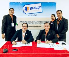 NREA Philippines Inks Partnership With Rent.ph   Rent.ph   Media Center Read more here: http://www.rent.ph/mediacenter/nrea-inks-partnership-with-rent-ph/