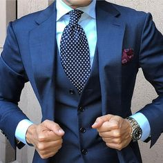 Strong and classic.  great style inspiration by @danielre