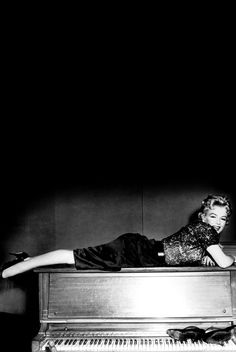 Marilyn Monroe ~ Bus Stop, 1956
