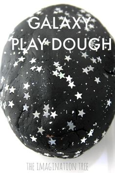 Space Stars Galaxy Play Dough and Space Small World - The Imagination Tree - Make galaxy play dough for exciting space themed imaginative play and small world play set ups. Space themed play dough fun for preschoolers to enjoy! Space Preschool, Space Activities, Preschool Activities, Party Activities, Outer Space Theme, Outer Space Crafts, Small World Play, Space Party, To Infinity And Beyond