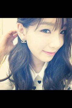 Girl's Generation member Taeyeon (소녀시대 태연)