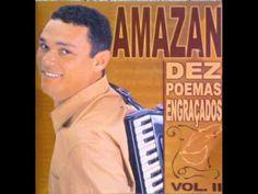Amazan Vol 12  - CD Dez Poemas Engraçados Vol  02   2001 - Forró das ant...