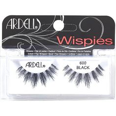 Ardell Cluster Wispies #600 $3.99