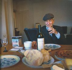 "Photos of Leonard Cohen at his home in Montreal by Charla Jones. From ""Leonard Cohen burns, and we burn with him"" by Pico Iyer, Shambhala Sun, May 2013. UPDATE: These photos by Charla Jones were..."