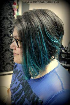 Katia Miyazaki Coiffeur - Salão de Beleza em Floripa: Corte Curto - Chenel - Chic Short Hair - Chanel de...