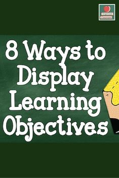 So many different ways I have come across to display standards or learning objectives and thought I would share! Maybe you will get some inspiration too! Learning Target Display, Learning Objectives Display, Classroom Objectives, Objectives Board, Classroom Organization, Classroom Management, Displaying Objectives, Daily Objectives, Organizing
