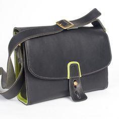 Image of The Mini Post Shoulder strap bag