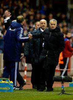 Jose Mourinho - Stoke City v Chelsea - Premier League